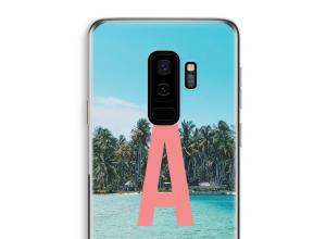 Concevez votre propre coque monogramme Galaxy S9 Plus