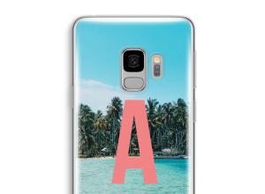Concevez votre propre coque monogramme Galaxy S9