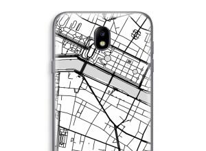 Mettez une carte de ville sur votre coque Galaxy J7 (2017)