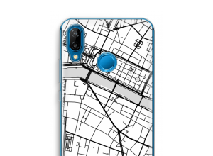Mettez une carte de ville sur votre coque P20 Lite