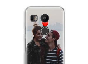 Créez votre propre coque Nexus 5X