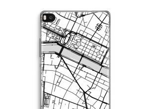 Mettez une carte de ville sur votre coque Ascend P8