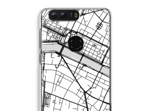 Mettez une carte de ville sur votre coque Honor 8