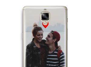 Créez votre propre coque OnePlus 3