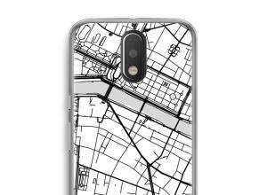 Mettez une carte de ville sur votre coque Moto G4 / G4 Plus