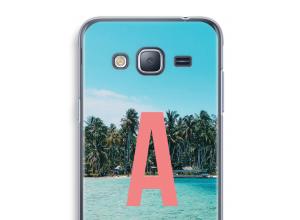Concevez votre propre coque monogramme Galaxy J3 (2016)