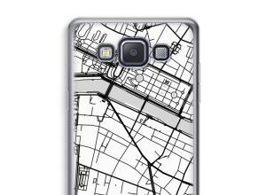 Mettez une carte de ville sur votre coque Galaxy A3 (2015)