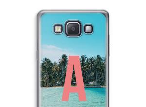 Concevez votre propre coque monogramme Galaxy A3 (2015)