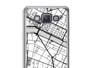 Mettez une carte de ville sur votre coque Galaxy A5 (2015)