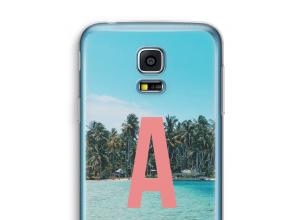 Concevez votre propre coque monogramme Galaxy S5 mini