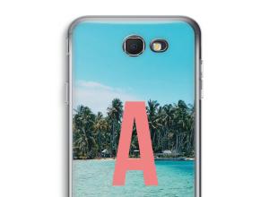 Concevez votre propre coque monogramme Galaxy J7 Prime (2017)