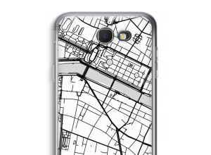 Mettez une carte de ville sur votre coque Galaxy J5 Prime (2017)