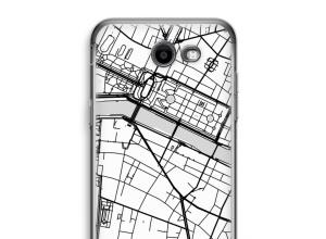 Mettez une carte de ville sur votre coque Galaxy J3 Prime (2017)