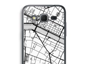 Mettez une carte de ville sur votre coque Galaxy Core Prime