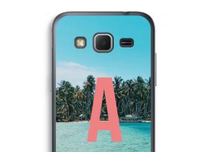 Concevez votre propre coque monogramme Galaxy Core Prime