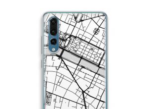 Mettez une carte de ville sur votre coque P20 Pro