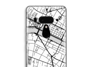Mettez une carte de ville sur votre coque U12+