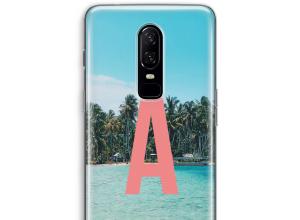 Concevez votre propre coque monogramme OnePlus 6