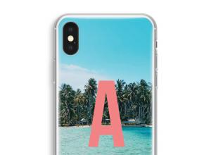 Concevez votre propre coque monogramme iPhone XS