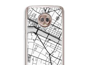 Mettez une carte de ville sur votre coque Moto G6