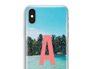 Concevez votre propre coque monogramme iPhone XS Max