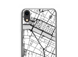 Mettez une carte de ville sur votre coque iPhone XR