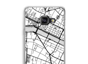 Mettez une carte de ville sur votre coque Galaxy A3 (2016)