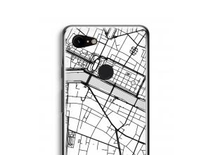 Mettez une carte de ville sur votre coque Pixel 3