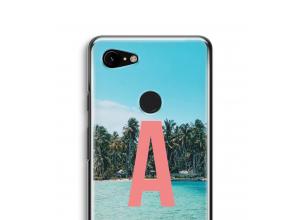 Concevez votre propre coque monogramme Pixel 3