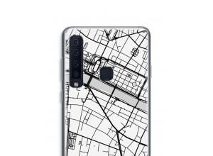 Mettez une carte de ville sur votre coque Galaxy A9 (2018)