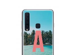 Concevez votre propre coque monogramme Galaxy A9 (2018)
