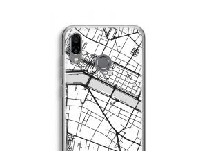 Mettez une carte de ville sur votre coque Honor Play