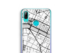 Mettez une carte de ville sur votre coque P Smart (2019)