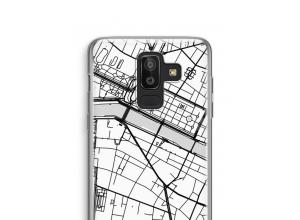 Mettez une carte de ville sur votre coque Galaxy J8 (2018)