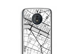 Mettez une carte de ville sur votre coque Moto G6 Play