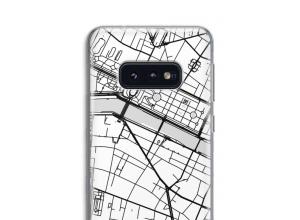 Mettez une carte de ville sur votre coque Galaxy S10