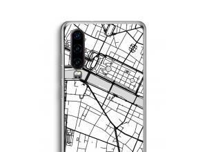 Mettez une carte de ville sur votre coque P30