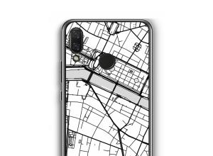 Mettez une carte de ville sur votre coque Nova 3