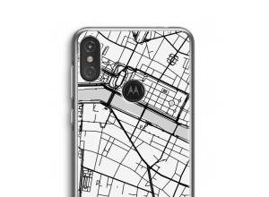Mettez une carte de ville sur votre coque Moto One Power (P30 Note)