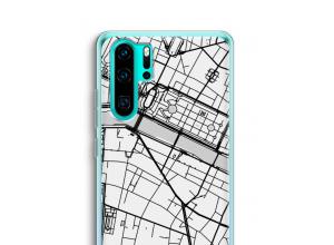 Mettez une carte de ville sur votre coque P30 Pro