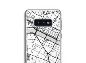 Mettez une carte de ville sur votre coque Samsung Galaxy S10e