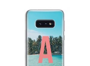 Concevez votre propre coque monogramme Samsung Galaxy S10e