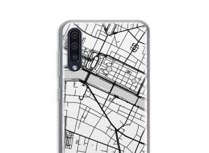 Mettez une carte de ville sur votre coque Galaxy A50