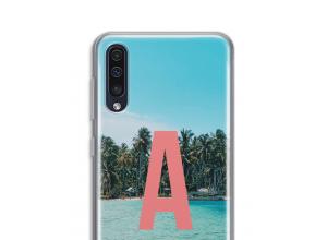 Concevez votre propre coque monogramme Galaxy A50