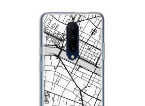 Mettez une carte de ville sur votre coque OnePlus 7 Pro