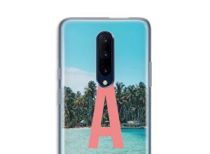 Concevez votre propre coque monogramme OnePlus 7 Pro