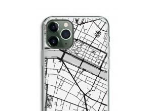Mettez une carte de ville sur votre coque iPhone 11 Pro Max