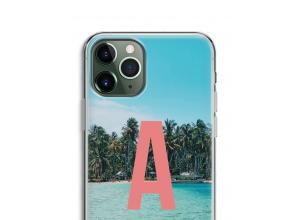 Concevez votre propre coque monogramme iPhone 11 Pro Max