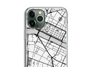Mettez une carte de ville sur votre coque iPhone 11 Pro