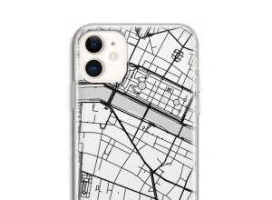Mettez une carte de ville sur votre coque iPhone 11